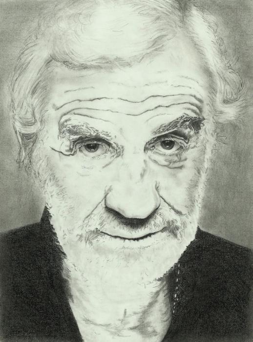 Jean-Paul Belmondo par SergFred